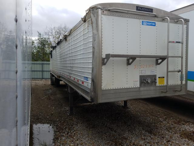 Stoughton Vehiculos salvage en venta: 2015 Stoughton Grain TRL