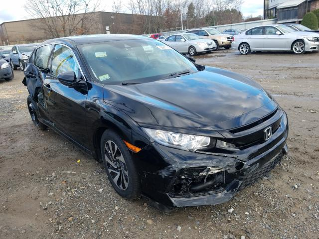 Vehiculos salvage en venta de Copart North Billerica, MA: 2019 Honda Civic LX