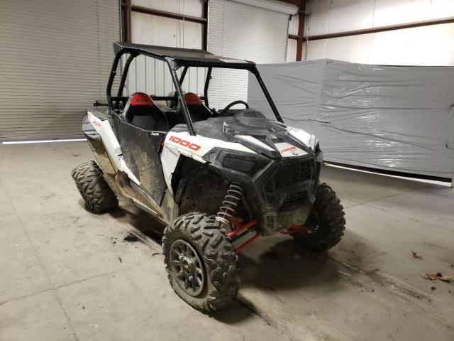 Salvage cars for sale from Copart Hurricane, WV: 2020 Polaris RZR XP 100