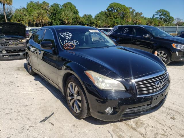 Infiniti M37 salvage cars for sale: 2013 Infiniti M37