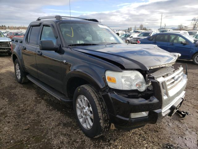 Vehiculos salvage en venta de Copart Eugene, OR: 2007 Ford Explorer S