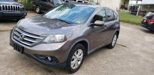 Salvage cars for sale from Copart Tifton, GA: 2012 Honda CR-V EX