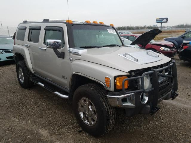 Salvage cars for sale from Copart Cicero, IN: 2006 Hummer H3