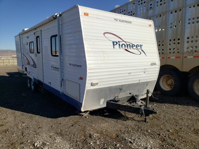 Fleetwood salvage cars for sale: 2005 Fleetwood Trailer