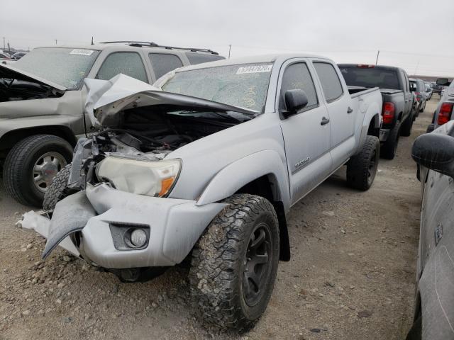из сша 2013 Toyota Tacoma Dou 4.0L 5TFMU4FN9DX013598