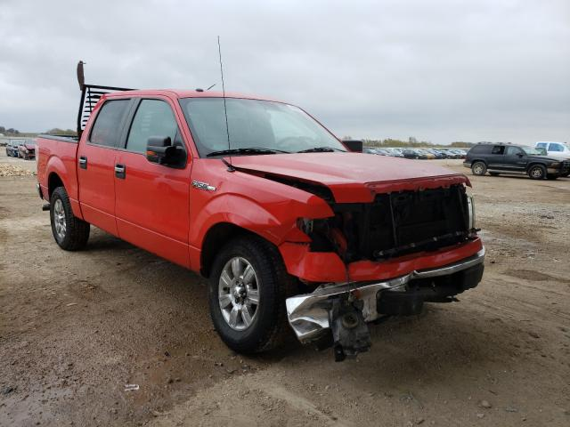 Salvage cars for sale from Copart Temple, TX: 2011 Ford F150 Super