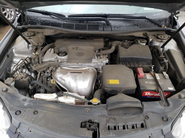4T4BF1FK7FR498464 2015 Toyota Camry Le 2.5L