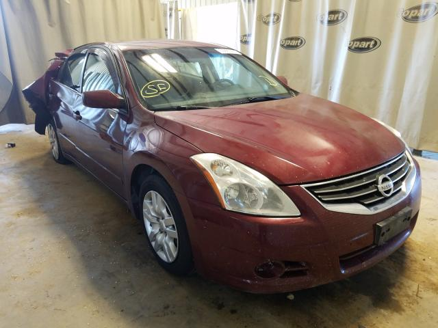 Salvage cars for sale from Copart Tifton, GA: 2011 Nissan Altima Base