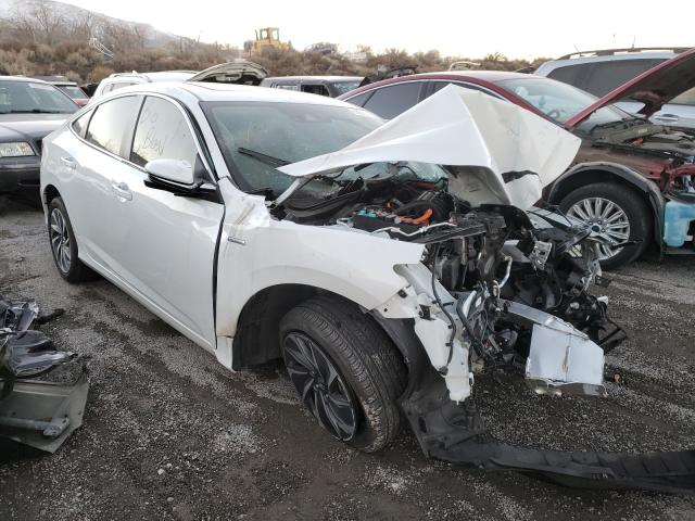 Salvage cars for sale from Copart Reno, NV: 2020 Honda Insight TO
