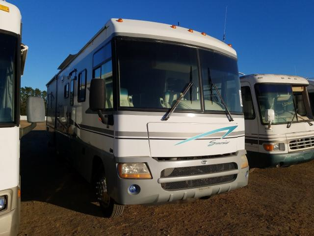 Itasca salvage cars for sale: 2004 Itasca Motorhome