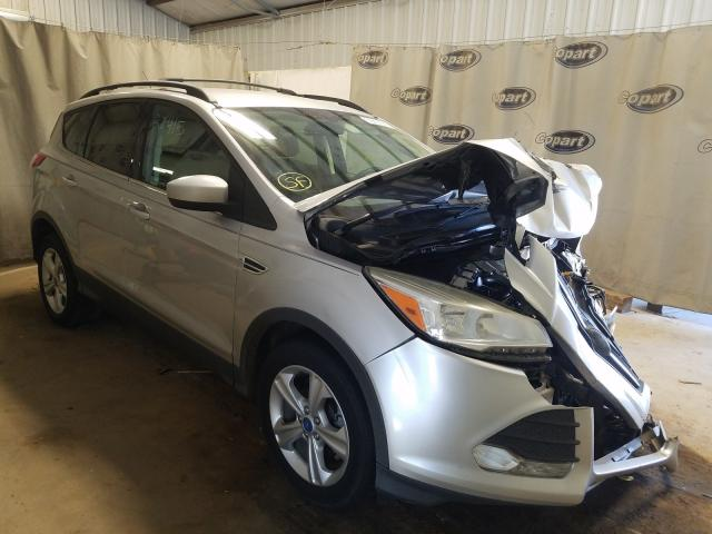 Salvage cars for sale from Copart Tifton, GA: 2013 Ford Escape SE