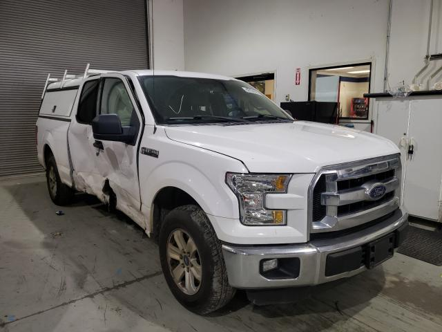 Salvage cars for sale from Copart Eugene, OR: 2015 Ford F150 Super