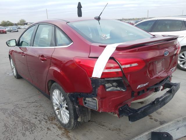 купить 2015 Ford Focus Tita 2.0L 1FADP3J25FL347948