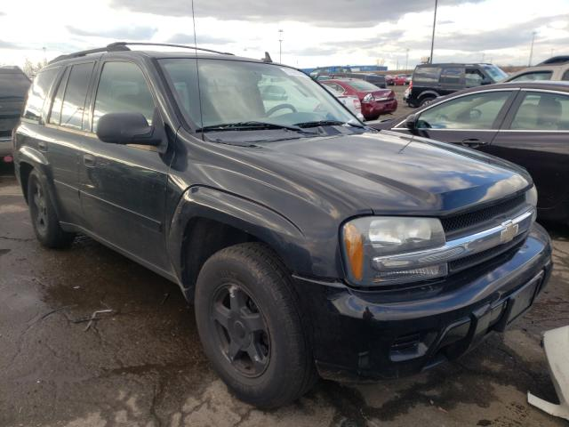 Salvage cars for sale at Woodhaven, MI auction: 2006 Chevrolet Trailblazer