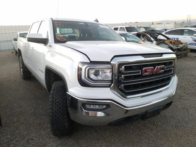Salvage cars for sale from Copart Anderson, CA: 2016 GMC Sierra K15