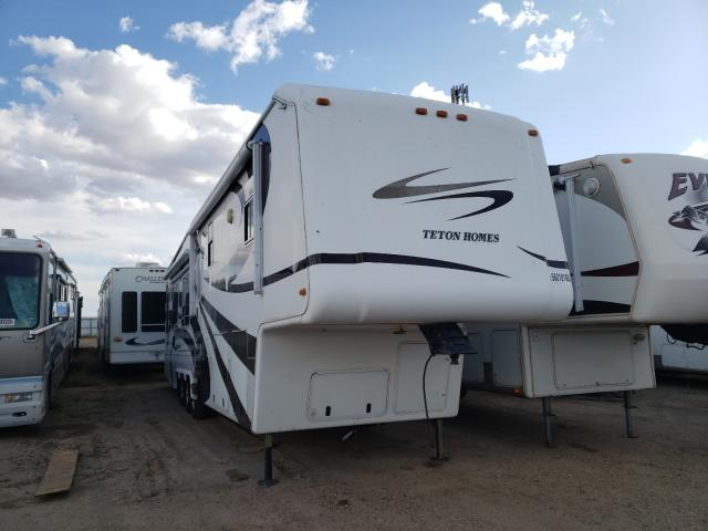 Other 5th Wheel salvage cars for sale: 2005 Other 5th Wheel