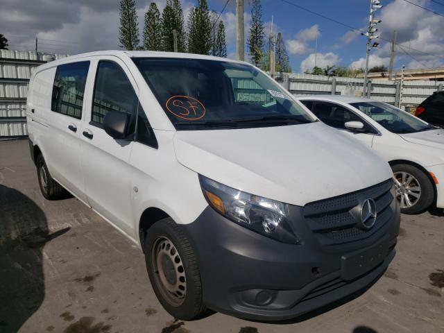 Salvage cars for sale from Copart Miami, FL: 2019 Mercedes-Benz Metris