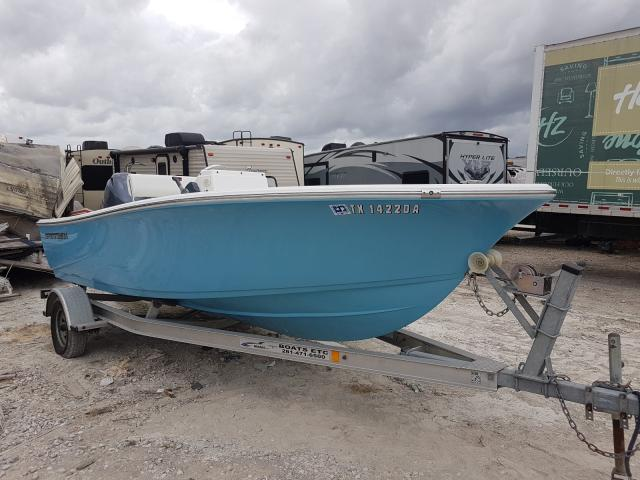 Salvage cars for sale from Copart Houston, TX: 2015 Sptc Boat