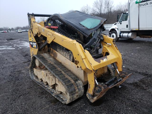 Caterpillar salvage cars for sale: 2017 Caterpillar Cat 259D