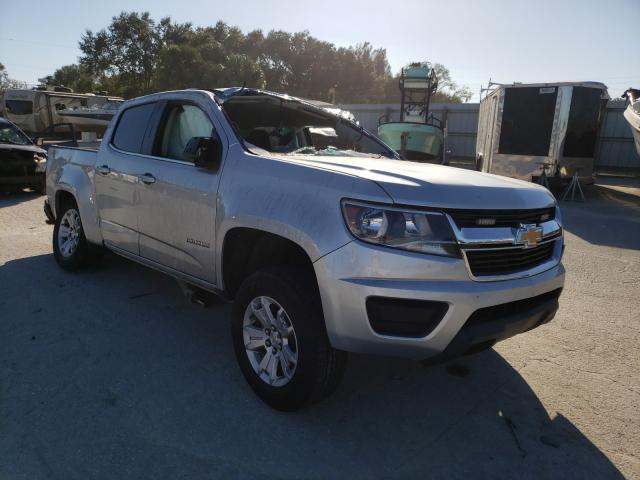 Salvage cars for sale from Copart Punta Gorda, FL: 2018 Chevrolet Colorado L