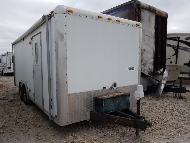 Salvage trucks for sale at Grand Prairie, TX auction: 2000 Other Trailer