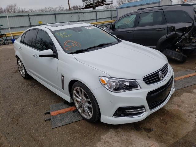 Chevrolet SS salvage cars for sale: 2014 Chevrolet SS