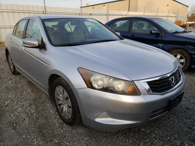 Salvage cars for sale from Copart Spartanburg, SC: 2008 Honda Accord LX