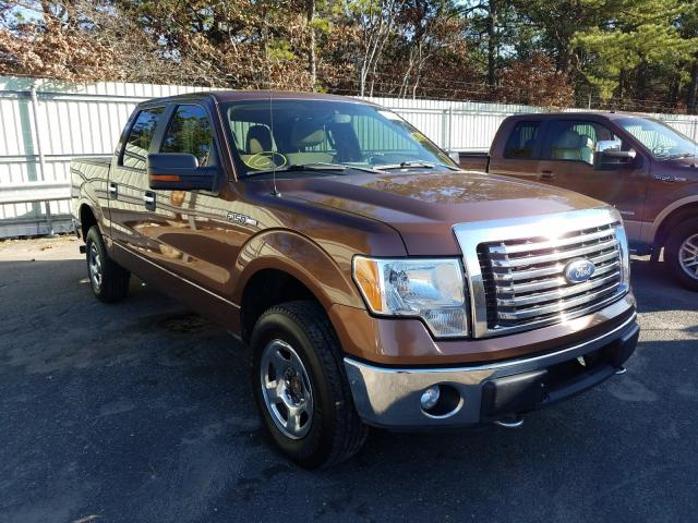 Salvage cars for sale from Copart Brookhaven, NY: 2011 Ford F150 Super