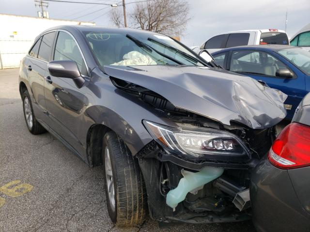 Salvage cars for sale from Copart Lexington, KY: 2018 Acura RDX