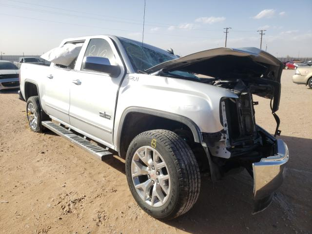 Salvage cars for sale from Copart Andrews, TX: 2018 GMC Sierra K15