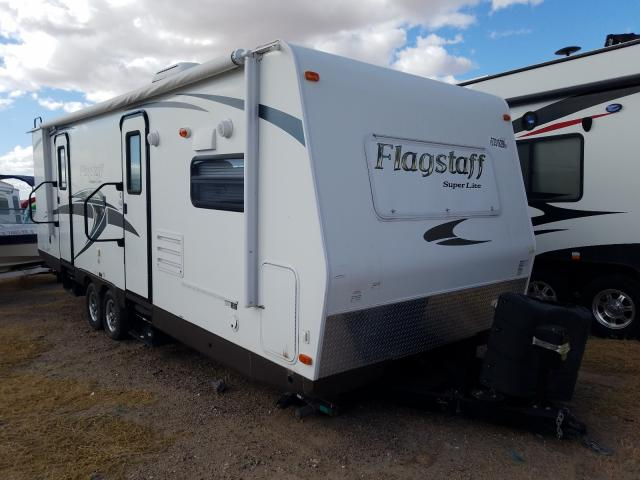 Flagstaff salvage cars for sale: 2015 Flagstaff Travel Trailer
