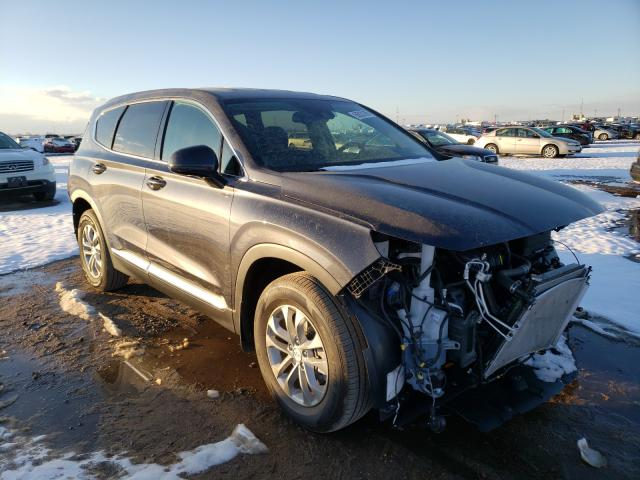 Hyundai salvage cars for sale: 2020 Hyundai Santa FE S