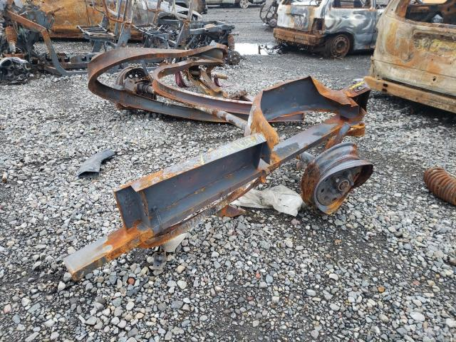 Salvage cars for sale from Copart Woodburn, OR: 2004 Trailers Trailer