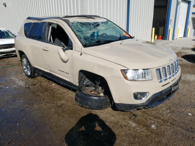 1C4NJCEB9HD171090 2017 Jeep Compass La 2.4L