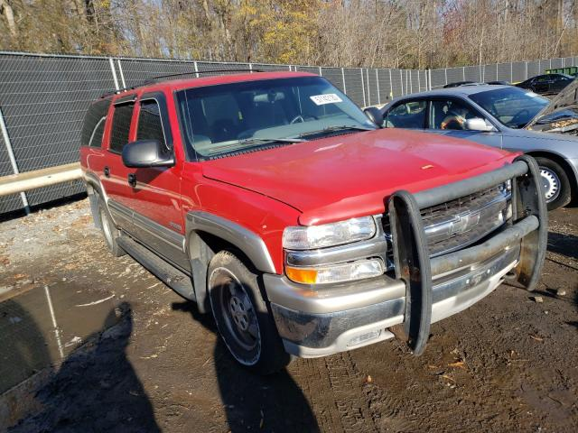 Chevrolet Suburban K salvage cars for sale: 2000 Chevrolet Suburban K