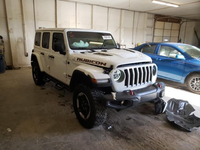 2020 Jeep Wrangler U en venta en Madisonville, TN