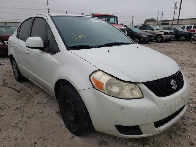 Suzuki SX4 salvage cars for sale: 2009 Suzuki SX4