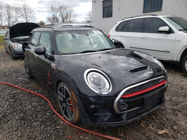 Salvage cars for sale from Copart Hillsborough, NJ: 2018 Mini Cooper JCW