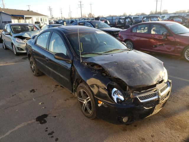 Dodge Neon salvage cars for sale: 2005 Dodge Neon