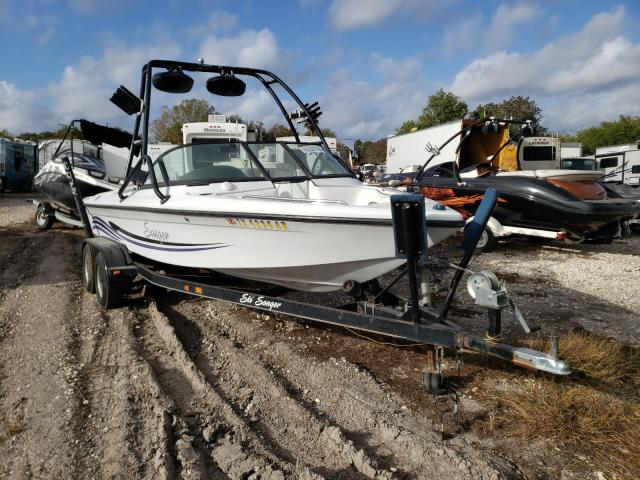 Salvage cars for sale from Copart Corpus Christi, TX: 2002 Sang Boat Trlr