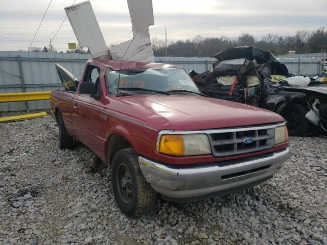 Salvage cars for sale from Copart Lawrenceburg, KY: 1993 Ford Ranger