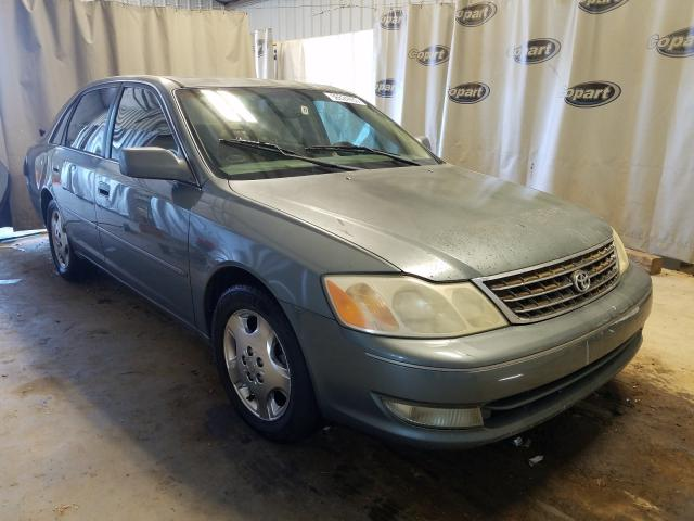Salvage cars for sale from Copart Tifton, GA: 2003 Toyota Avalon XL