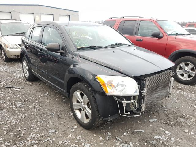 Salvage cars for sale from Copart Alorton, IL: 2010 Dodge Caliber SX