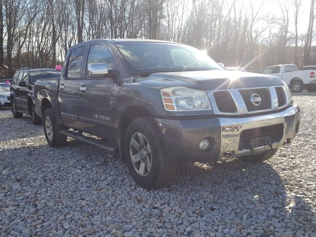2006 Nissan Titan XE for sale in Candia, NH