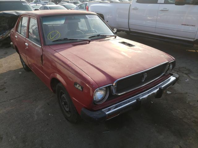 Toyota Corolla salvage cars for sale: 1975 Toyota Corolla
