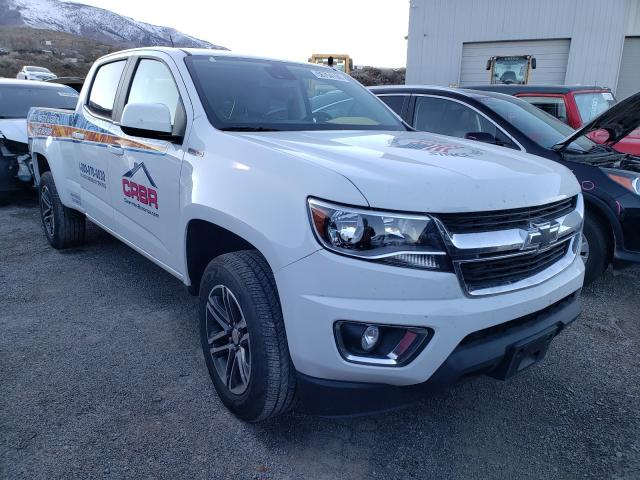 Salvage cars for sale from Copart Reno, NV: 2019 Chevrolet Colorado L