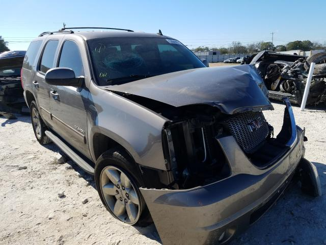 Salvage cars for sale from Copart Newton, AL: 2014 GMC Yukon SLT