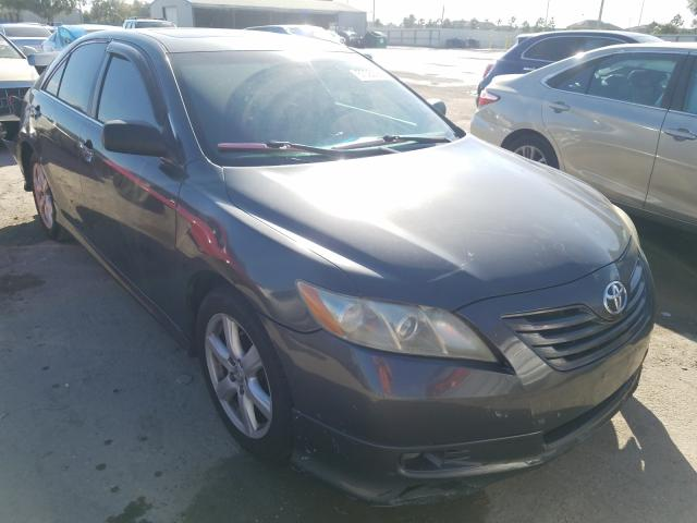 Salvage cars for sale from Copart Riverview, FL: 2007 Toyota Camry
