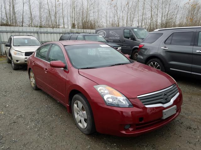 Salvage cars for sale from Copart Arlington, WA: 2007 Nissan Altima 2.5