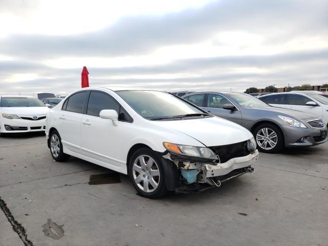 2007 Honda Civic LX en venta en Grand Prairie, TX